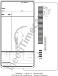 Replacement Simplex Time Cards Form 1950-9251